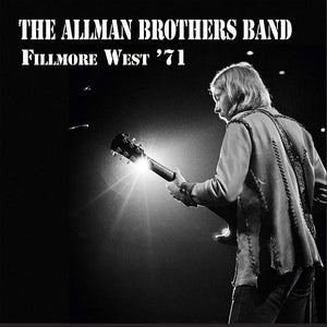 The Allman Brothers Band - Fillmore West '71 - 4CD