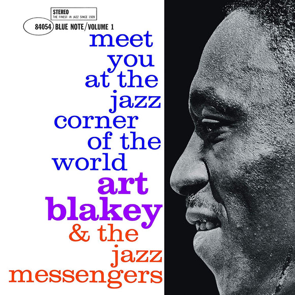 Art Blakey - Meet You At The Jazz Corner V.1 - LP