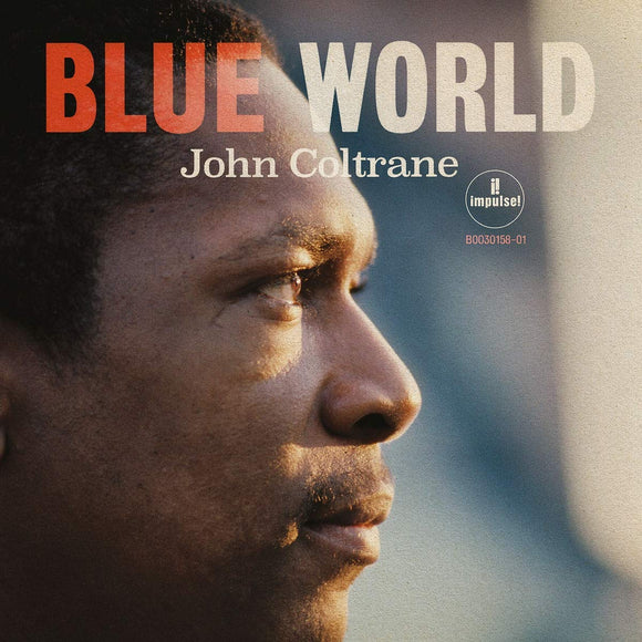 John Coltrane -Blue World - CD