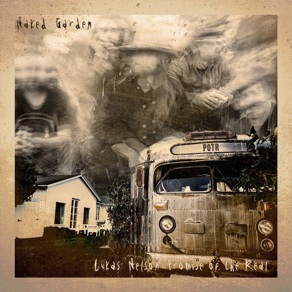 Lukas Nelson & Promise Of The Real - Naked Garden - CD