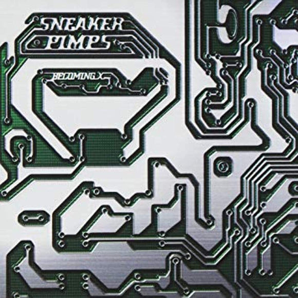 Sneaker Pimps - Becoming X - 2LP