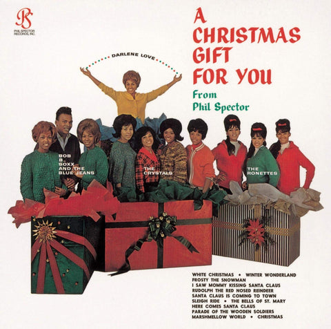 Phil Spector - Christmas Album LP