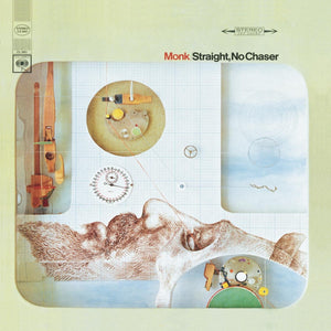 Thelonious Monk - Straight No Chaser - LP