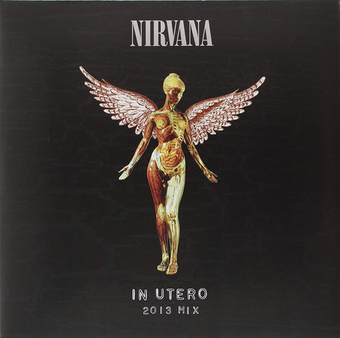 Nirvana - In Utero 2013 Mix - 2 LPs