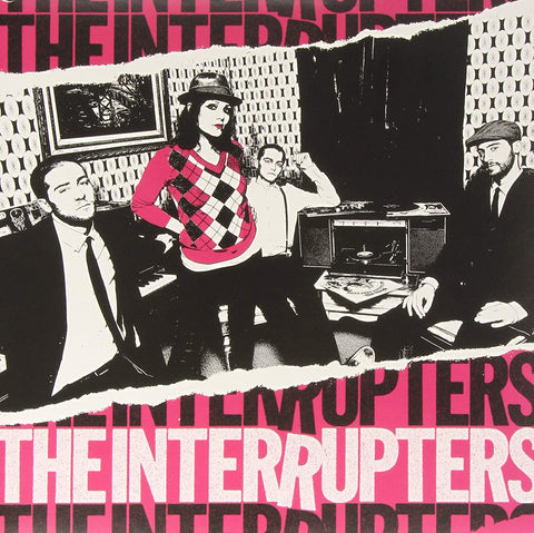 The Interrupters - S/T - LP