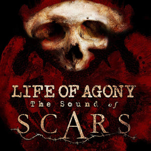 Life Of Agony - The Sound Of Scars - CD