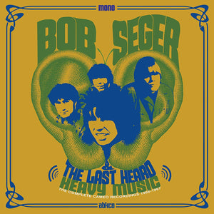 Bob Seger - Heavy Music: The Complete Cameo Recordings 1966-1967  LP