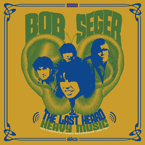 Bob Seger - Heavy Music: The Complete Cameo Recordings 1966-1967  CD