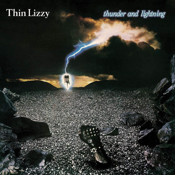 Thin Lizzy - Thunder And Lightning - LP