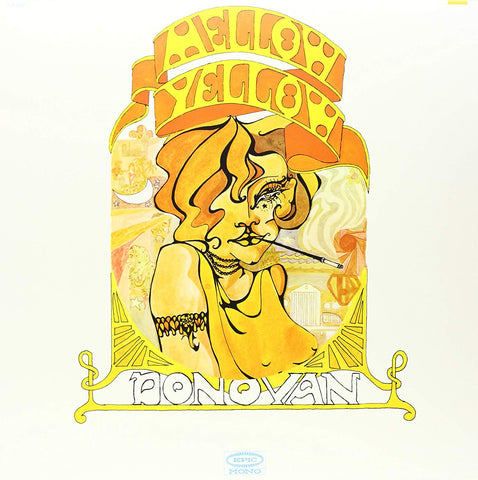 Donovan - Mellow Yellow - LP