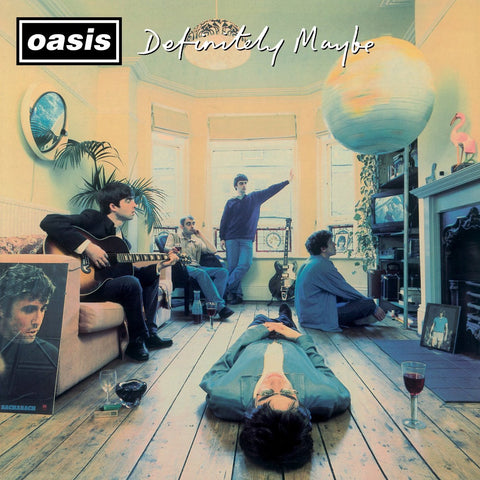 Oasis - Definitely Maybe - 2 LPs