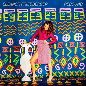 Elanor Friedberger - Rebound CD