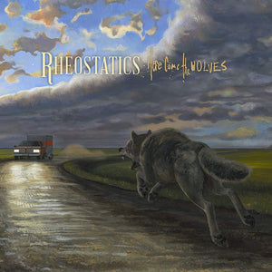 Rheostatics - Here Come The Wolves LP