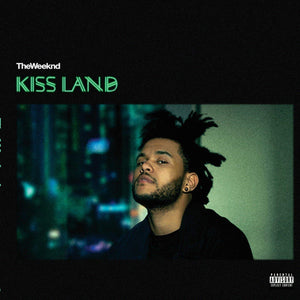 The Weeknd - Kiss Land - 2LP