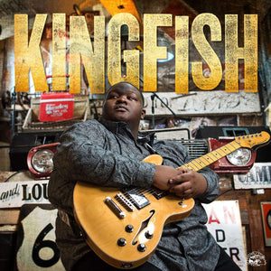 Christone 'Kingfish' Ingram - Kingfish - LP