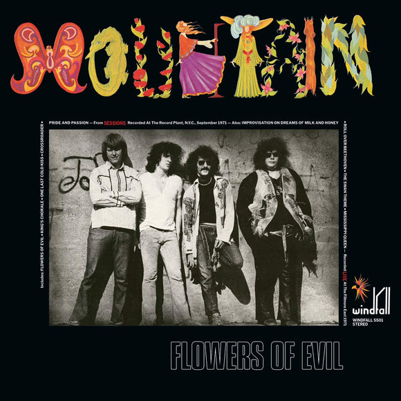 Mountain - Flowers Of Evil - LP