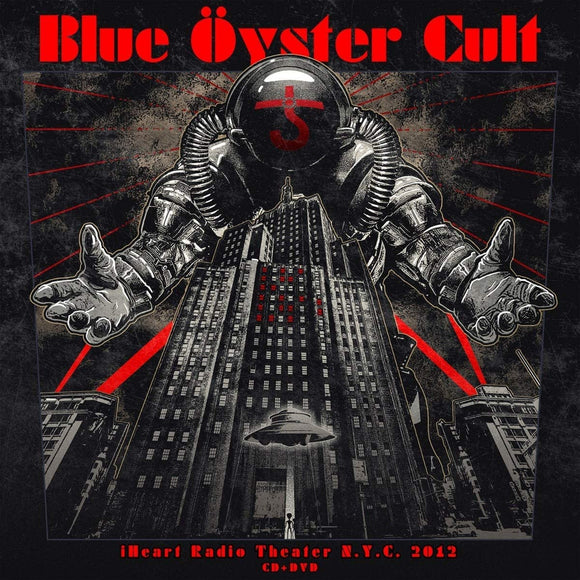 Blue Oyster Cult - Iheart Radio Theater N.Y.C. 2012 - BluRay