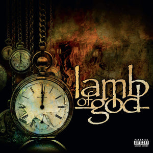 Lamb of God - s/t - CD
