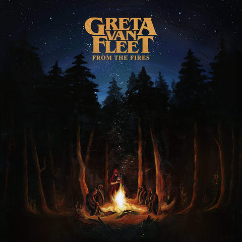 Greta Van Fleet - From The Fires LP