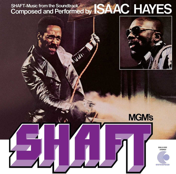 Isaac Hayes - Shaft O.S.T. - 2LP