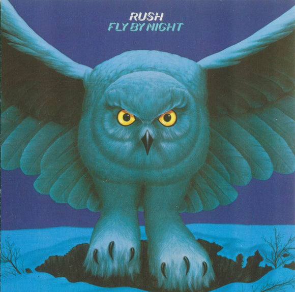 Rush - Fly By Night - LP