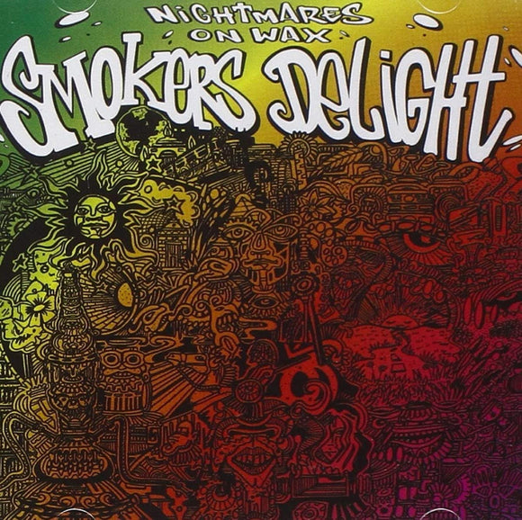 Nightmares On Wax - Smoker's Delight - 2LP