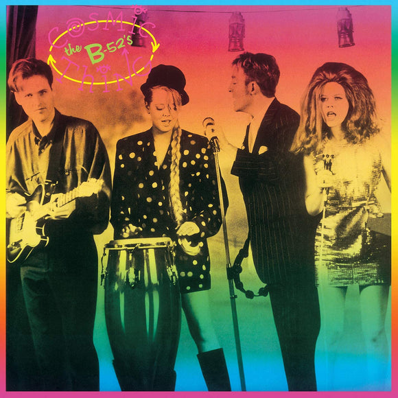 B-52's - Cosmic Thing - LP