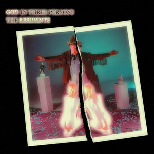 The Residents - God In Three Persons -  CD