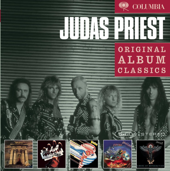 Judas Priest - Original Album Classics - 5CD