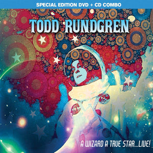 Todd Rundgren - A Wizard A True Star (Live)- CD/DVD