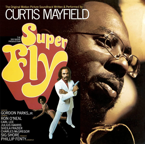 Curtis Mayfield - Superfly - LP