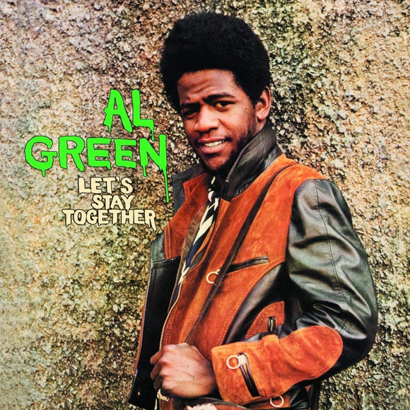 Al Green - Let's Stay Together - LP