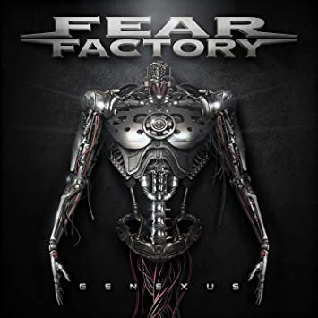 Fear Factory - Genexus - 2 LPs (Blue vinyl)