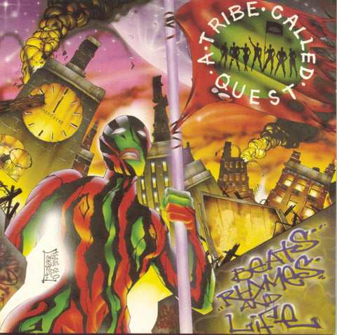 A Tribe Called Quest - Beats, Rhymes And Life- 2 LP