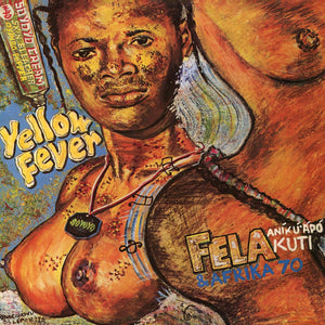 Feli Kuti - Yellow Fever - LP