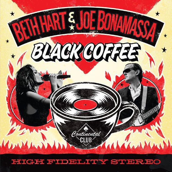Beth Hart & Joe Bonamassa - Black Coffee CD