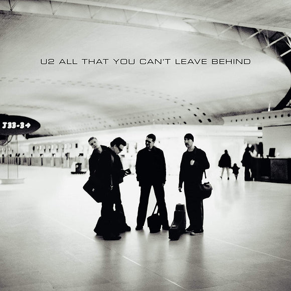 U2 - All That You Can't Leave Behind - 20th - CD