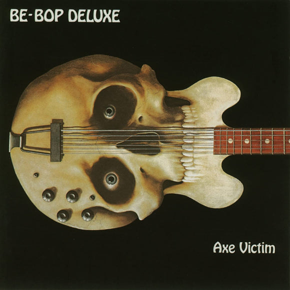 Be-Bop Deluxe - Axe Victim - CD Box