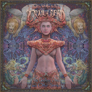 And You Will Know Us By The Trail Of Dead -X: The Godless Void And Other Stories - CD