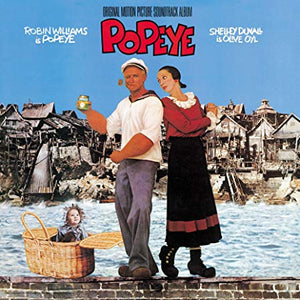 Popeye - Music from the Motion Picture - LP