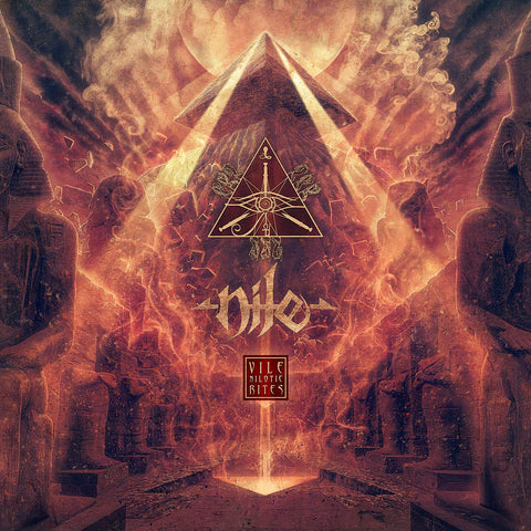 Nile - Vile Nilotic Rites - CD