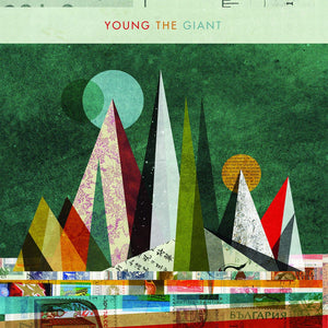 Young The Giant - S/T - CD