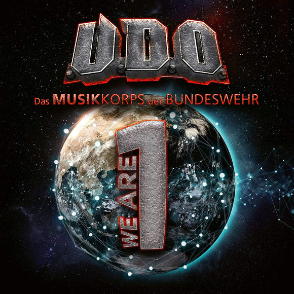 UDO - We Are One - 2LP