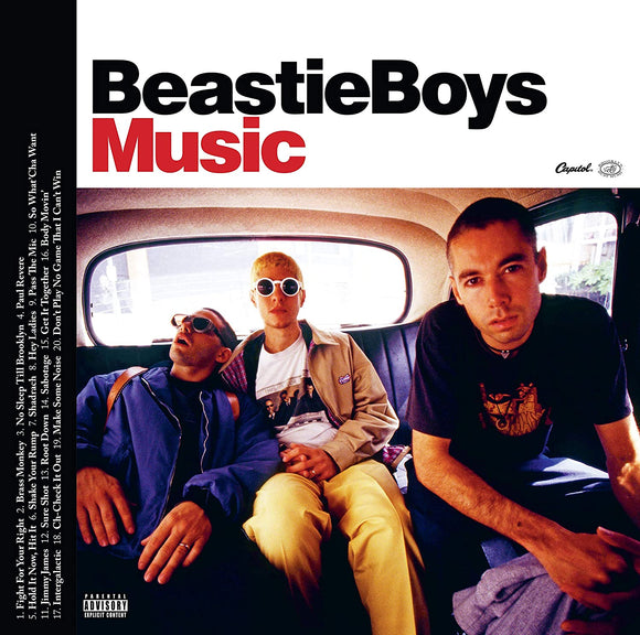 Beastie Boys - Music - 2LP