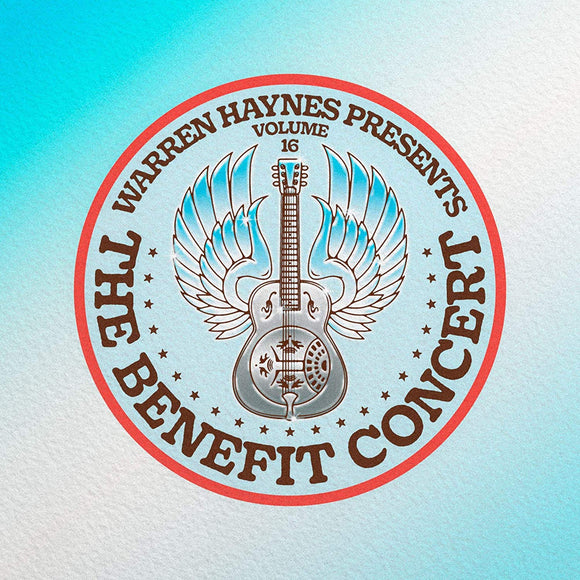 Warren Haynes Presents The Benefit Concert Vol. 16 - CD/DVD
