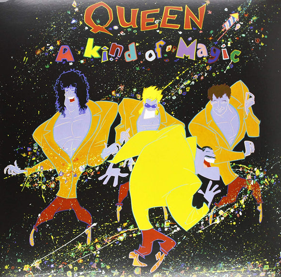 Queen - A Kind Of Magic - LP