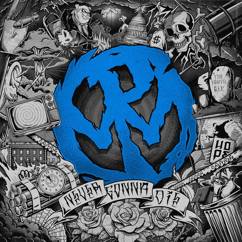 Pennywise - Never Gonna Die LP