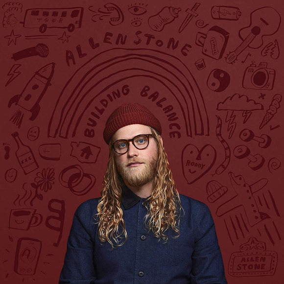 Allen Stone - Building Bridges - CD