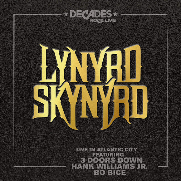Lynyrd Skynyrd - Live In Atlantic City - CD