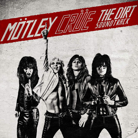 Motley Crue - The Dirt Soundtrack - 2LP